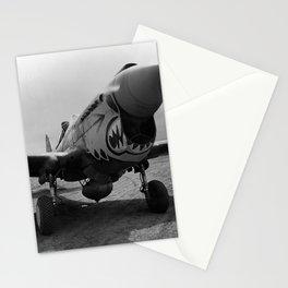 Vintage Fighter Stationery Cards