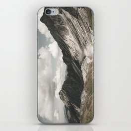 Cathedrals - Landscape Photography iPhone Skin
