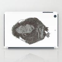 guinea pig iPad Cases featuring Guinea Pig. by Elena O'Neill