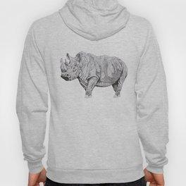 Northern White Rhino Hoody