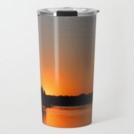 Sunset at Sunset Bay Travel Mug