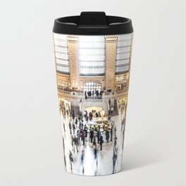 Grand Central Station New York City Travel Mug
