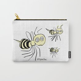 The Bees Carry-All Pouch