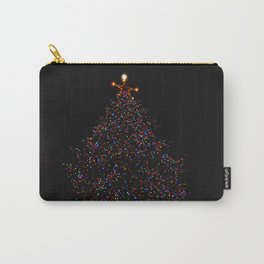 Full Moon Tree Topper (Chicago Christmas/Holiday Collection) Carry-All Pouch