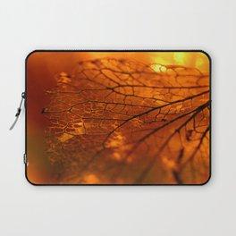Amber Death Laptop Sleeve