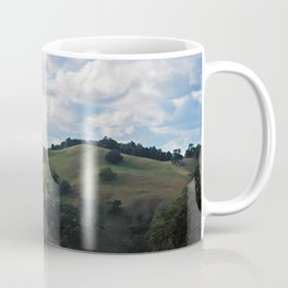 Mendocino hills Coffee Mug