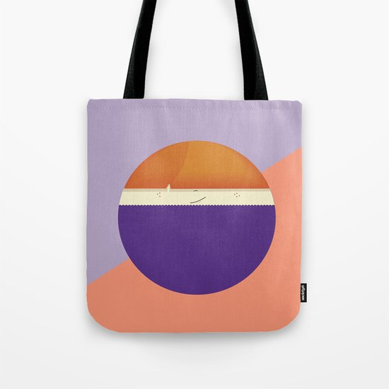 roundy Tote Bag