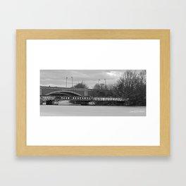 Make History Framed Art Print