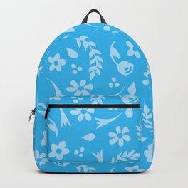 Macy - light blue Backpack