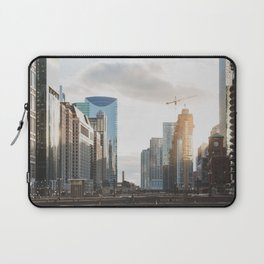 State Street - Chicago Photography Laptop Sleeve