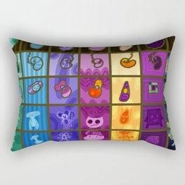 Changelings Rectangular Pillow