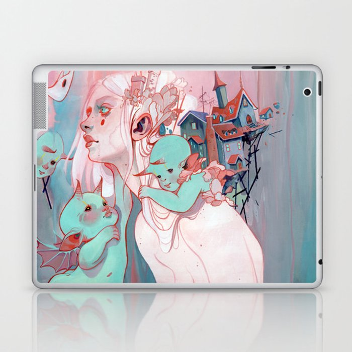 Scatterling Laptop & iPad Skin