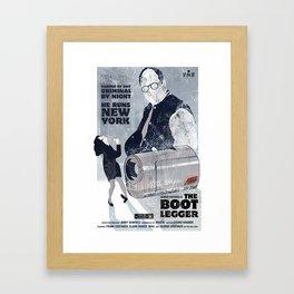 For Seinfeld Fans Framed Art Print