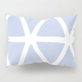 Purple Arrowhead Print Pillow Sham