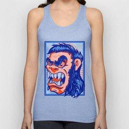 The Bigfoot Gorilla Unisex Tank Top