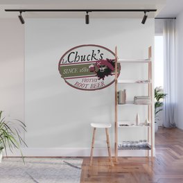 Frothy Root Beer Wall Mural
