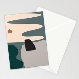 // Shape study #21 Stationery Cards