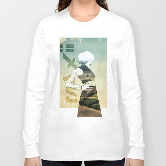 Maxii girl 02 Long Sleeve T-shirt