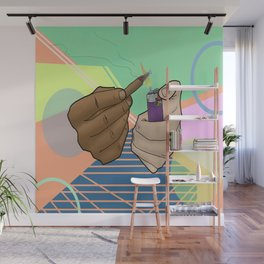 Community Sesh Wall Mural