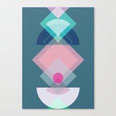 Geometric Play 1 Canvas Print