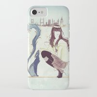 istanbul iPhone & iPod Cases featuring Istanbul by Nila Dedeoglu