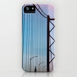Lisboa #1 iPhone Case