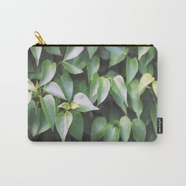 Greenery. Foliage. Freshness. Carry-All Pouch