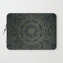 Circular Connections Laptop Sleeve