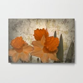 Springtime Glories Metal Print