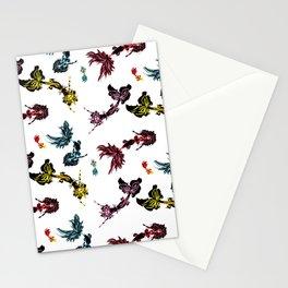 Merfolk 1 Stationery Cards