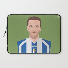 Karl Duguid - Colchester United Legends Laptop Sleeve