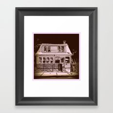 Travesuras Daycare  Framed Art Print