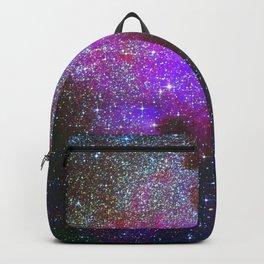 North America Nebula: Stars in the space. Backpack