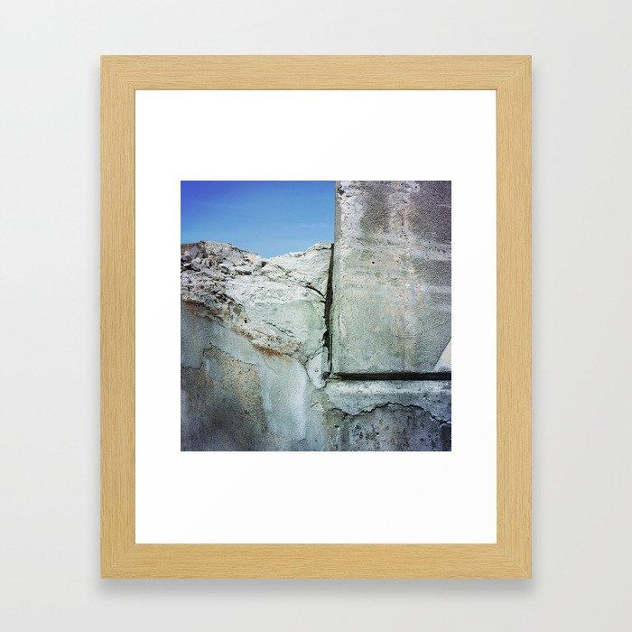 Offer Me Shade Framed Art Print