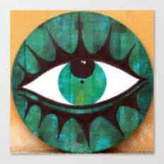 occhio yap 01 Canvas Print