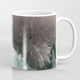 Mesolite with Fluorapophyllite Coffee Mug