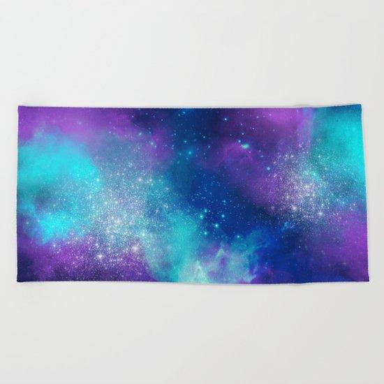 Universe 04 Beach Towel