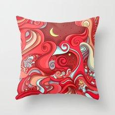 Dream Weave Throw Pillow