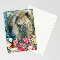 Summer Garden 3 Stationery Cards
