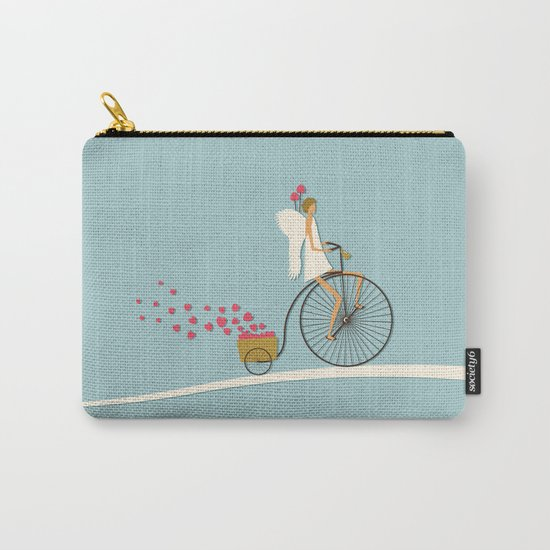Love Delivery Carry-All Pouch