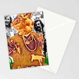 The Cat Knows Stationery Cards