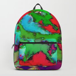 The predictable glass Backpack