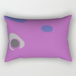 Radio Kansas Rectangular Pillow