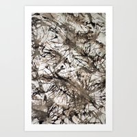 Bursting With Life Art Print