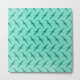 Pterodactyls - Flying Reptiles Metal Print