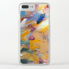 Happiness Clear iPhone Case