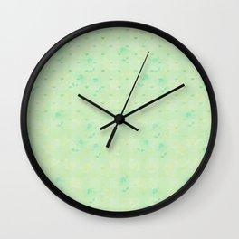 Eglinton garden Wall Clock