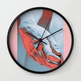 D-A-V-I-D Wall Clock