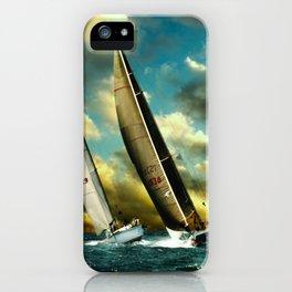 sailrace iPhone Case