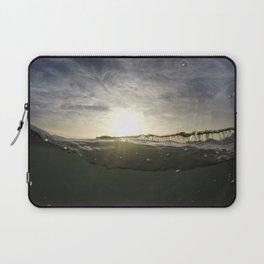 Drunken Pier Laptop Sleeve